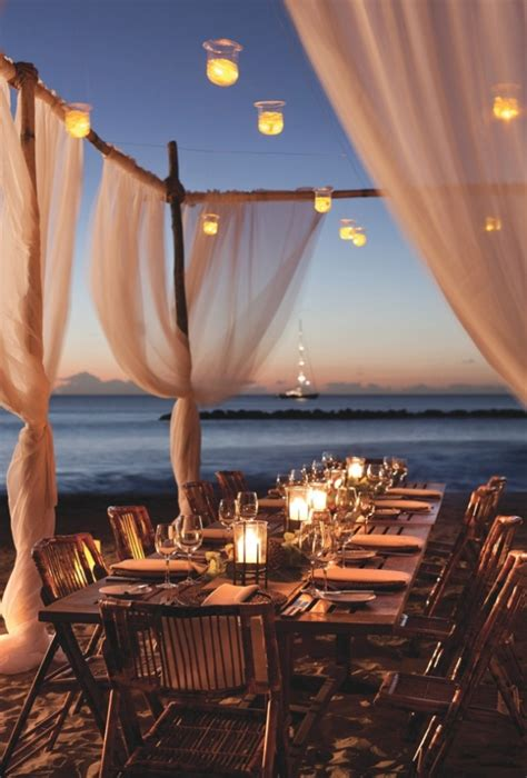 wedding reception decorations on the beach ideas fab