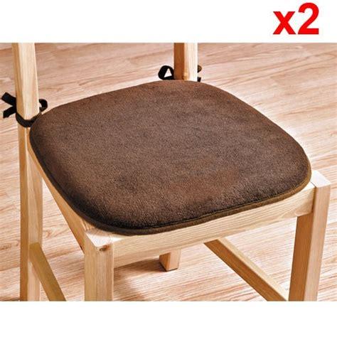 galette de chaise forme trapeze sedao vente de la table déco galettes de chaise