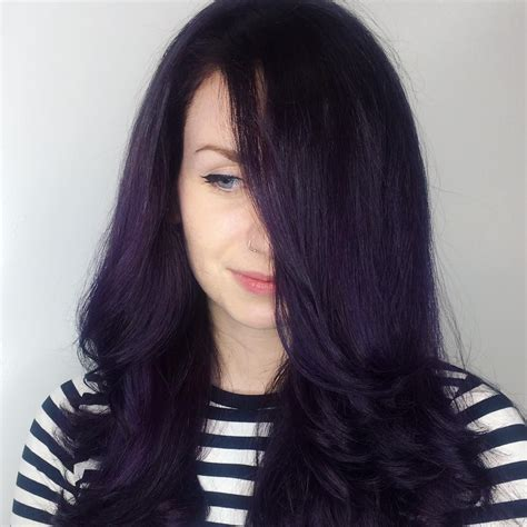 Deepest Hair by Violet And Black Melt Cool Hair Purple Hair
