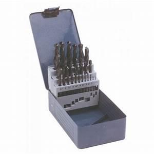 Coffret De Foret : coffret de 25 forets lamin s g25 pour per age des aciers 1 13 mm tivoly bricozor ~ Teatrodelosmanantiales.com Idées de Décoration