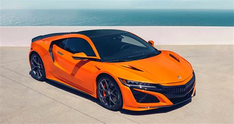 the acura nsx is out to revolutionize the world of