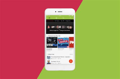 podcast apps  android  ios time
