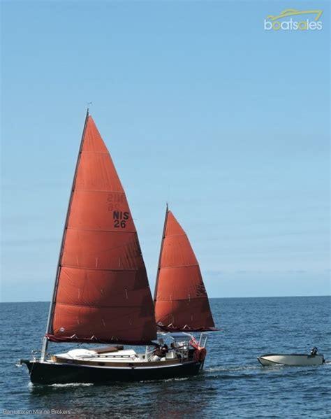 Wooden Boat Gumtree Tas by Norwalk Islands Sharpie Nis 26 Sailing Boats Boats