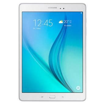 tablette samsung galaxy tab a 9 7 quot 32 go wifi blanc tablette tactile achat prix fnac