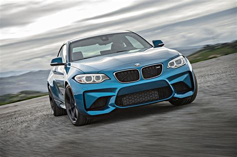 The New Bmw M2 Coupe And The New Bmw X4 M40i International
