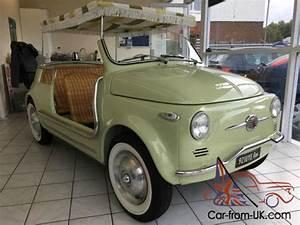 Fiat 500 Jolly : 1958 fiat 500 jolly ~ Gottalentnigeria.com Avis de Voitures