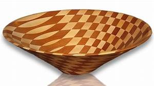 The Big Bowl Turning  Stacked Ring Technique