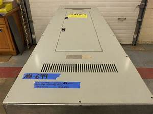 Ge 400 Amp Panel Panelboard 240v 120v 1 Phase Single One