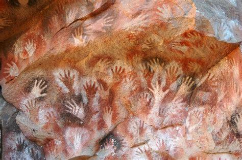 cueva de las manos the cave of hands in patagonia