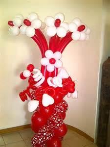 Valentine Balloon Bouquet Idea