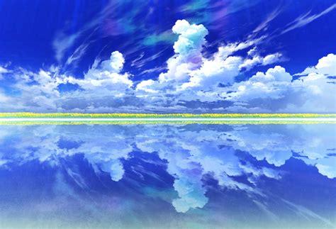 Anime Water Wallpaper - original hd wallpaper background image 2000x1366 id