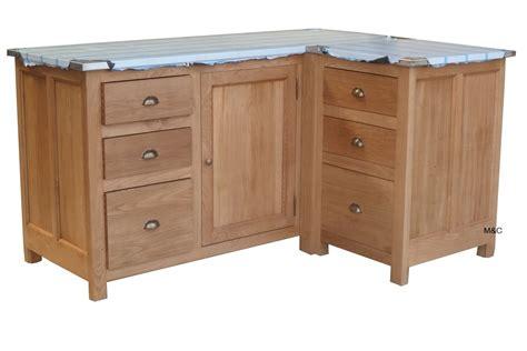 cuisine en pin massif meuble de cuisine d 39 angle en chene ou pin massif