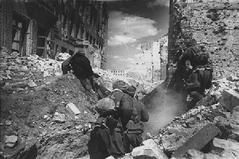 the siege of stalingrad the battle of stalingrad