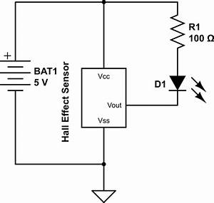 Hall Effect Sensor As Toggle Switch