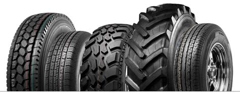 Truck, Plant & Agricultural Tyres