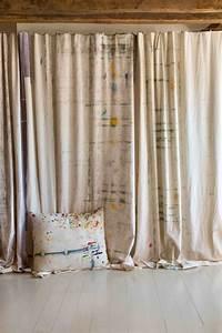 Tissus Pour Double Rideaux : des rideaux et des motifs cocon d co vie nomade ~ Melissatoandfro.com Idées de Décoration
