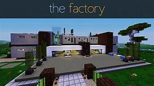 The Factory Mansion Minecraft Project