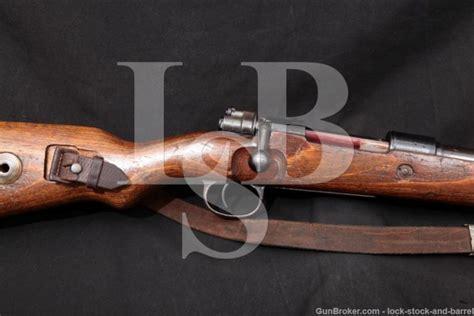 German K98 Nazi Byf 8mm Mauser Bolt Action Rifle Mfd 1944