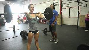 CrossFit - WOD 120620 Demo at Trident CrossFit with ...