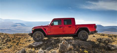 jeep brand introduces  gladiator   capable