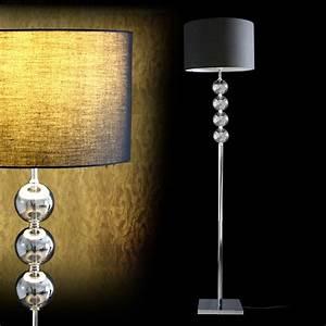 Stehlampe Schirm : moderne stehleuchte stehlampe lampe wohnzimmer ~ Pilothousefishingboats.com Haus und Dekorationen