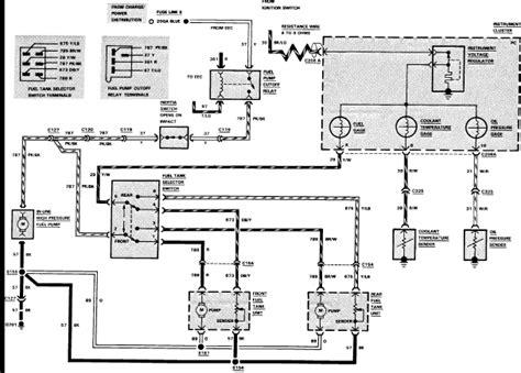 1986 Ford F150 Wiring by I A Efi 1986 F150 W 302 I Believe The Fuel Tank