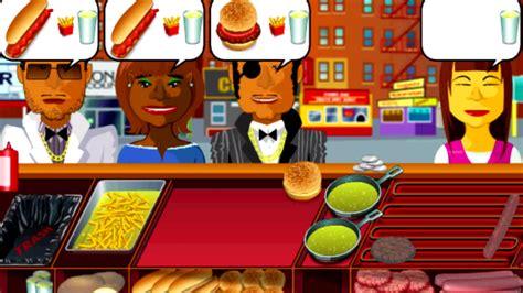 jeux de cuisine burger restaurant sosisli yapma oyunu bush