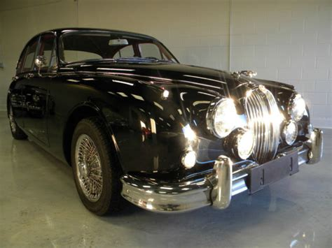 car jaguar fantastic jaguar 340 sedan 1967 black for p181080 fantastic