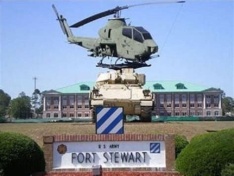 fort stewart hunter airfield hinesville ga