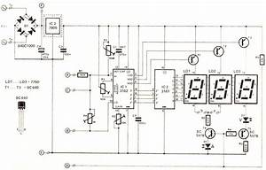 gt circuits gt digital voltmeter and ammeter circuit module With digital voltmeter wiring diagram free download wiring diagrams