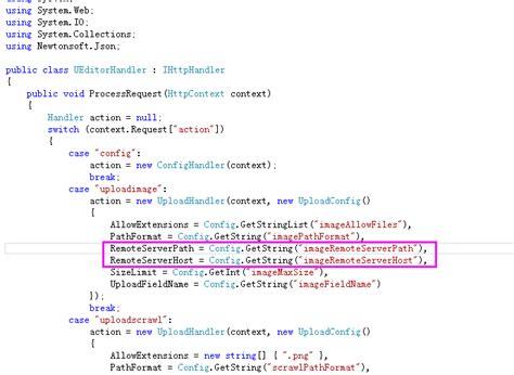 解决:百度编辑器ueditor,怎么将图片保存到图片服务器,或者上传到ftp服务器的问题(如果你正在用ue,这篇文章