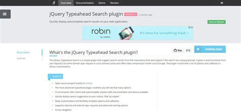 Search Plugin 10 Best Jquery Search Plugins Gojquery