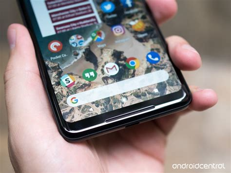 could fix the pixel 2 xl s display with a software update android central