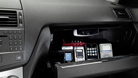 mercedes benz launches  universal media interface