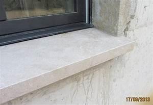 Appui De Fenêtre Intérieur : seuil appui de fen tre en pierre naturelle uz s gard 30 ~ Dailycaller-alerts.com Idées de Décoration