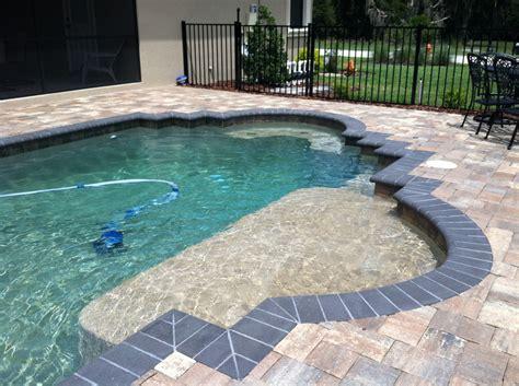 Custom Inground Pools, Lakeland, Fl