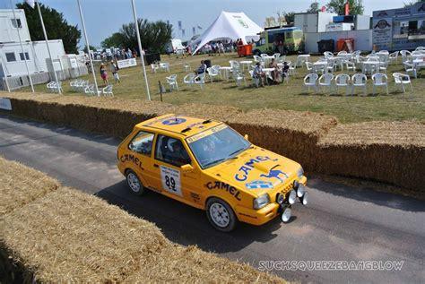 Nissan Micra (k10) Super Turbo Rally Car