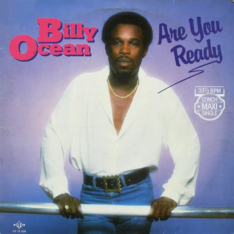 Billy Ocean - Are You Ready (1980, Vinyl) | Discogs
