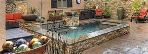 Enchanting Small Pool Spa Images - Best inspiration home