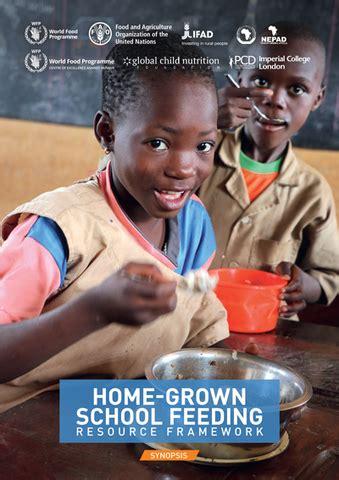 home grown school feeding resource framework world food