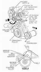 I Have A 1997 Pontiac Bonneville  Single Belt Serpentine Need A Routing Diagram For It  None On