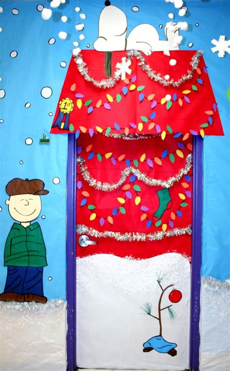 Christmas Cubicle Decorating Ideas by Craftionary