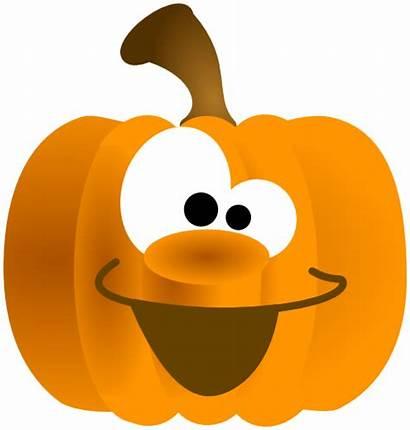 Pumpkin Cartoon Halloween Laughing Pumpkins Animated Clipart
