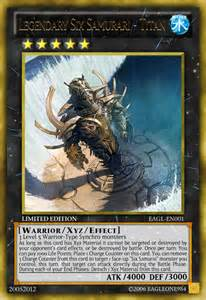 legendary six samurai titan by eagleone984 on deviantart