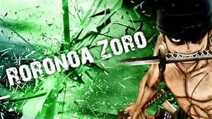 Roronoa Zoro Wallpaper   Perfect Wallpaper