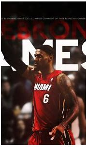 paulbarford heritage the ruth: Lebron James Wallpapers HD