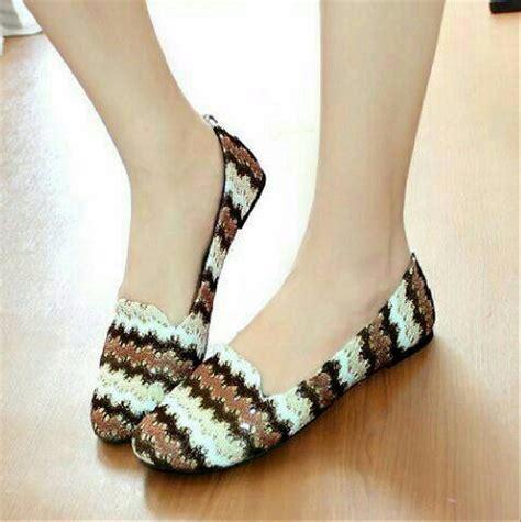 jual sepatu flat lucu flatshoes unik sepatu