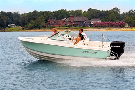 Quality Of Sea Pro Boats by Research Sea Pro Boats 186 Dc Dual Console Boat On Iboats