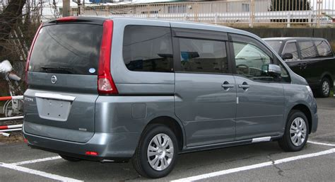 Nissan Serena Photo by Nissan Serena 2007 Review Amazing Pictures And Images