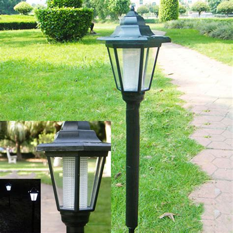 backyard solar lights outdoor garden led solar powered light path yard landscape